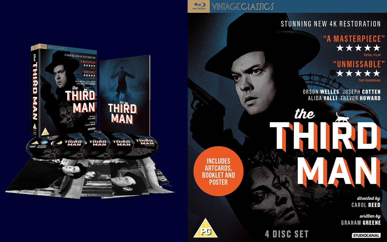 the third man packaging blu-ray studiocanal