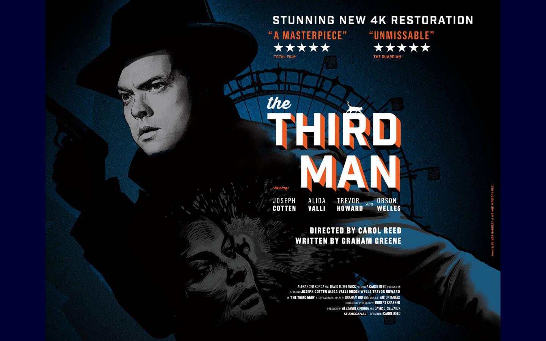 the third man orson welles art